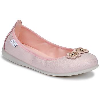 Scarpe Bambina Ballerine Citrouille et Compagnie JATAMAL Rosa