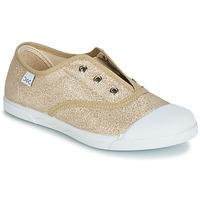 Scarpe Bambina Sneakers basse Citrouille et Compagnie JANOLIRE Oro