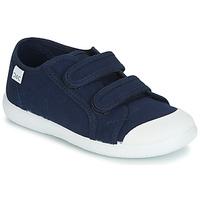 Scarpe Unisex bambino Sneakers basse Citrouille et Compagnie JODIPADE Marine