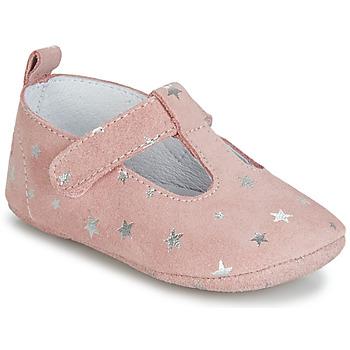 Scarpe Bambina Pantofole Citrouille et Compagnie JARI Rosa