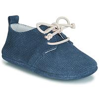Scarpe Bambino Pantofole Citrouille et Compagnie JATATA Blu