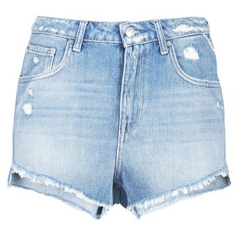 Abbigliamento Donna Shorts / Bermuda Replay PABLE Blu