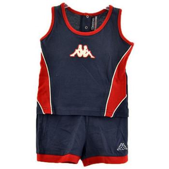Abbigliamento Bambino Completo Kappa Completo Sportivo Infant Tute multicolore