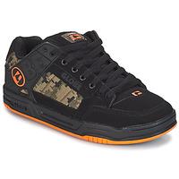 Scarpe Uomo Sneakers basse Globe TILT Nero / Arancio