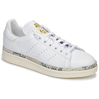 Scarpe Donna Sneakers basse adidas Originals STAN SMITH NEW BOLD Bianco