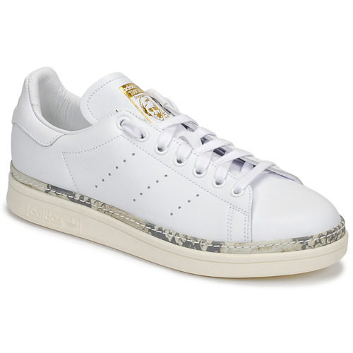 cheap for discount b5bd6 3898b Scarpe Donna Sneakers basse adidas Originals STAN SMITH NEW BOLD Bianco