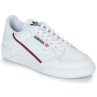 Scarpe Sneakers basse adidas Originals CONTINENTAL 80 Bianco
