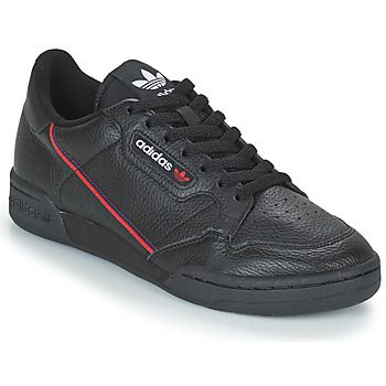 Scarpe Sneakers basse adidas Originals CONTINENTAL 80 Nero