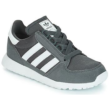 new styles fa2f2 0832c Scarpe Unisex bambino Sneakers basse adidas Originals OREGON Grigio