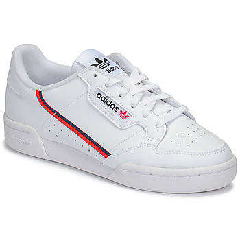 sports shoes 279d7 43be8 Scarpe Unisex bambino Sneakers basse adidas Originals CONTINENTAL 80 J  Bianco