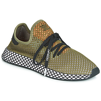 factory authentic 189f7 3c64b Scarpe Uomo Sneakers basse adidas Originals DEERUPT RUNNER Kaki