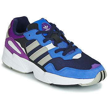 Scarpe Uomo Sneakers basse adidas Originals YUNG 96 Blu