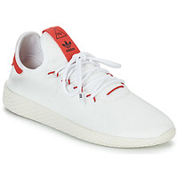Scarpe Sneakers basse adidas Originals PW TENNIS HU Bianco / Rosso