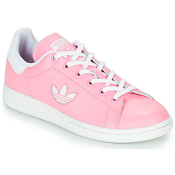 new concept ba7f1 83526 Scarpe Bambina Sneakers basse adidas Originals STAN SMITH J Rosa