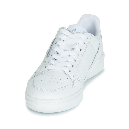 Continental Originals Donna Adidas Sneakers 80s Basse BiancoArgento 76fgyb
