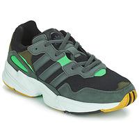 Scarpe Uomo Sneakers basse adidas Originals YUNG 96 Grigio / Verde