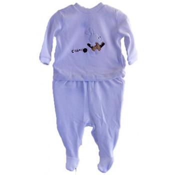 Abbigliamento Unisex bambino Tuta jumpsuit / Salopette Chicco Pigiama Neonati multicolore