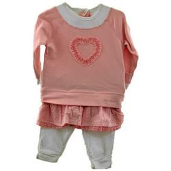 Abbigliamento Bambino Tuta jumpsuit / Salopette Chicco Completo Neonati multicolore