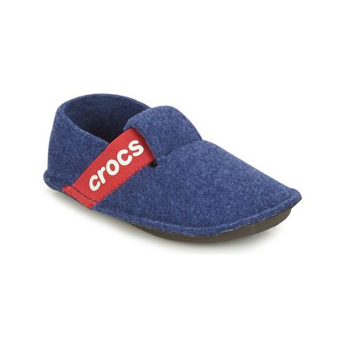 Bambino Crocs Slipper 2120 K Classic Pantofole Blu Consegna Scarpe Gratuita cTFKJl1