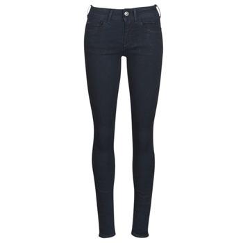 Abbigliamento Donna Jeans skynny G-Star Raw LYNN D-MID SUPER SKINNY Blu