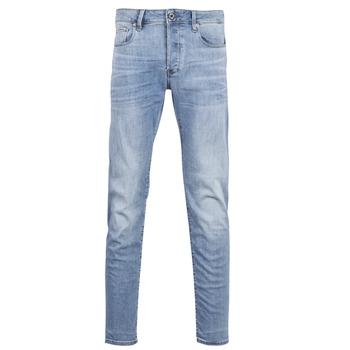 Abbigliamento Uomo Jeans slim G-Star Raw 3302 SLIM Blu / Indigo