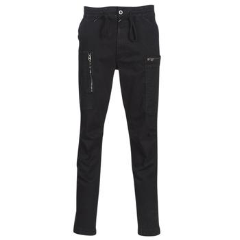 Abbigliamento Uomo Pantaloni 5 tasche G-Star Raw POWEL SLIM TRAINER Marine