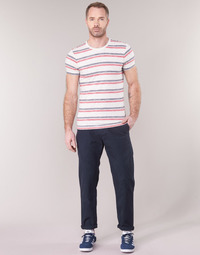 Abbigliamento Uomo Chino G-Star Raw BRONSON STRAIGHT TAPERED CHINO Marine