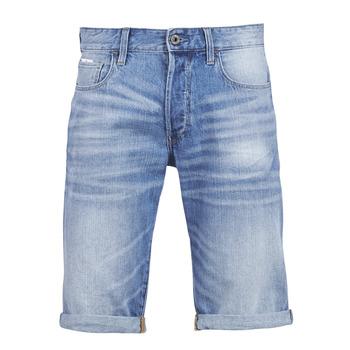 Abbigliamento Uomo Shorts / Bermuda G-Star Raw 3302 12 Blu / Light