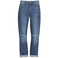Abbigliamento Donna Jeans boyfriend G-Star Raw 3302 SADDLE MID BOYFRIEND Blu / Medium
