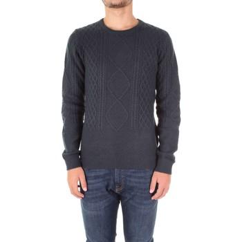 Abbigliamento Uomo Maglioni Fred Mello FM17W54MG Blu