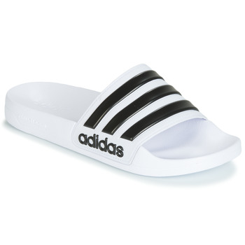 the best attitude b4367 f7666 Scarpe ciabatte adidas Originals ADILETTE SHOWER Bianco  Nero