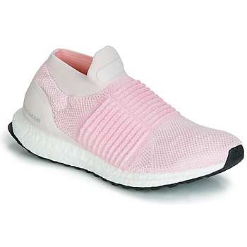 Scarpe Donna Running / Trail adidas Performance ULTRABOOST LACELESS Rosa