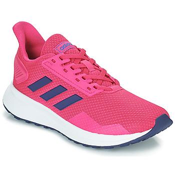 Scarpe Bambina Running / Trail adidas Performance DURAMO 9 K Rosa