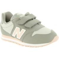 Scarpe Unisex bambino Sneakers basse New Balance KV500PGY Gris