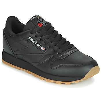 Scarpe Sneakers basse Reebok Classic CL LTHR Nero