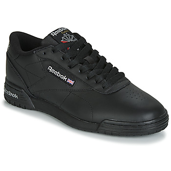 Scarpe Sneakers basse Reebok Classic EXOFIT LO CLEAN LOGO INT Nero