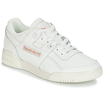 Scarpe Donna Sneakers basse Reebok Classic WORKOUT LO PLUS Bianco
