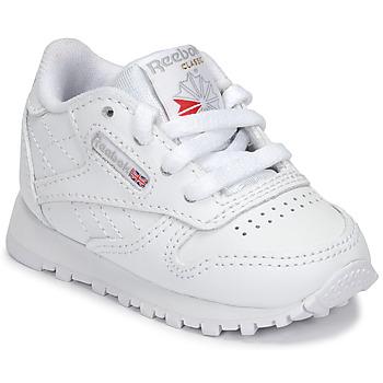 Scarpe Unisex bambino Sneakers basse Reebok Classic CLASSIC LEATHER Bianco