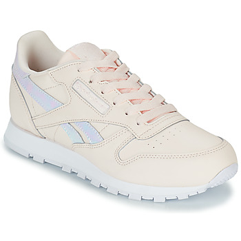 Scarpe Bambina Sneakers basse Reebok Classic CLASSIC LEATHER Rosa