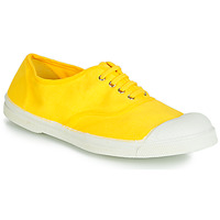 Scarpe Donna Sneakers basse Bensimon TENNIS LACETS Limone