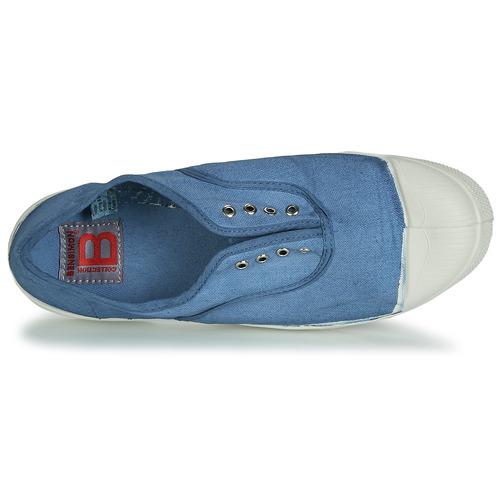 Bensimon Denim Sneakers Elly Basse Tennis 3j4A5LR