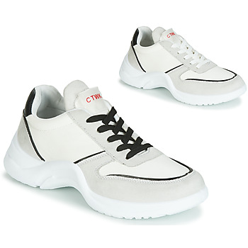 Scarpe Donna Sneakers basse Chattawak ASTRAGALE Bianco