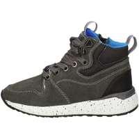 Scarpe Bambino Sneakers alte Asso 68903 GRIGIO