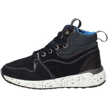 Scarpe Bambino Sneakers alte Asso 68903 BLU