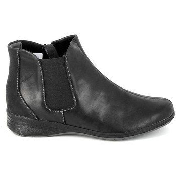 Scarpe Donna Stivali Boissy Boots 7514 Noir Nero