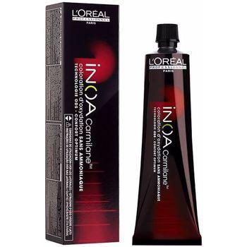 Bellezza Accessori per capelli L'oréal Inoa Carmilane Sin Amoniaco 4,62 60 Gr 60 g