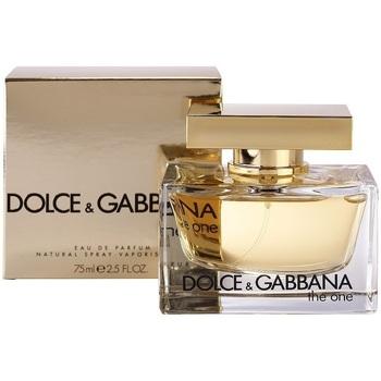 Bellezza Donna Eau de parfum D&G the one - acqua profumata - 75ml - vaporizzatore the one - perfume - 75ml - spray