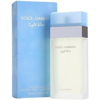 Bellezza Donna Eau de toilette D&G light blue - colonia _ 100ml - vaporizzatore light blue - cologne _ 100ml - spray