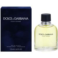 Bellezza Uomo Eau de toilette D&G pour homme - colonia - 125ml - vaporizzatore pour homme - cologne - 125ml - spray