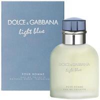 Bellezza Uomo Eau de toilette D&G Light Blue - colonia - 125ml - vaporizzatore Light Blue - cologne - 125ml - spray
